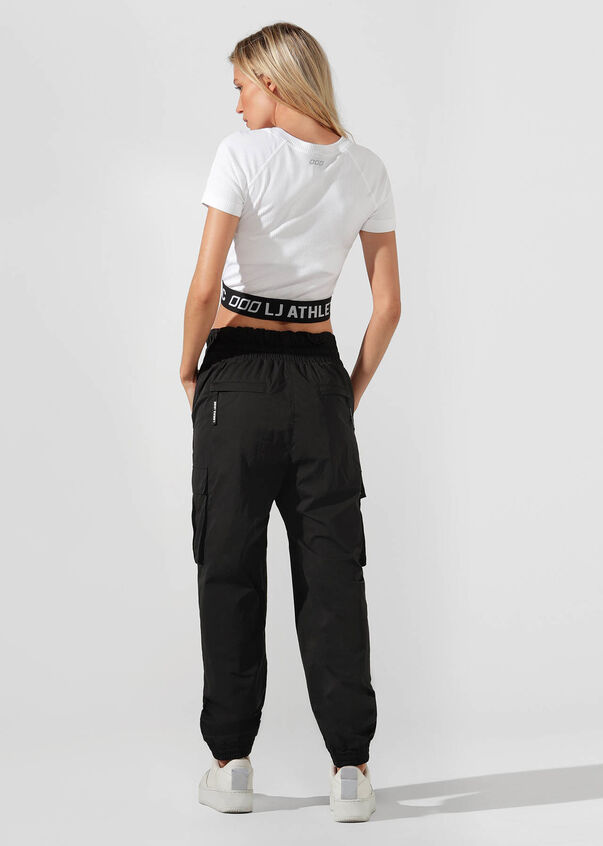 On The Go Ultra Lite Active Pant, Black, hi-res