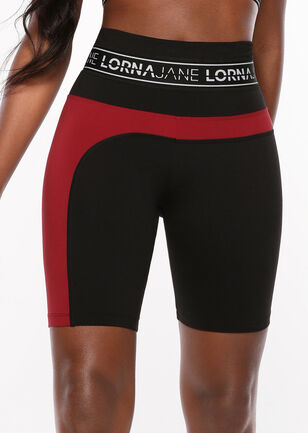 Iconic Long Bike Short