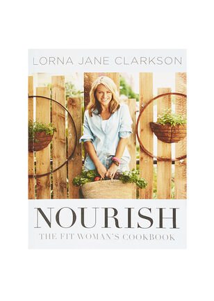 Nourish Cook Book