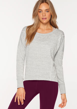 Darcy L/Slv Top
