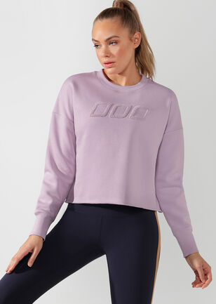 Iconic Cropped Sweat