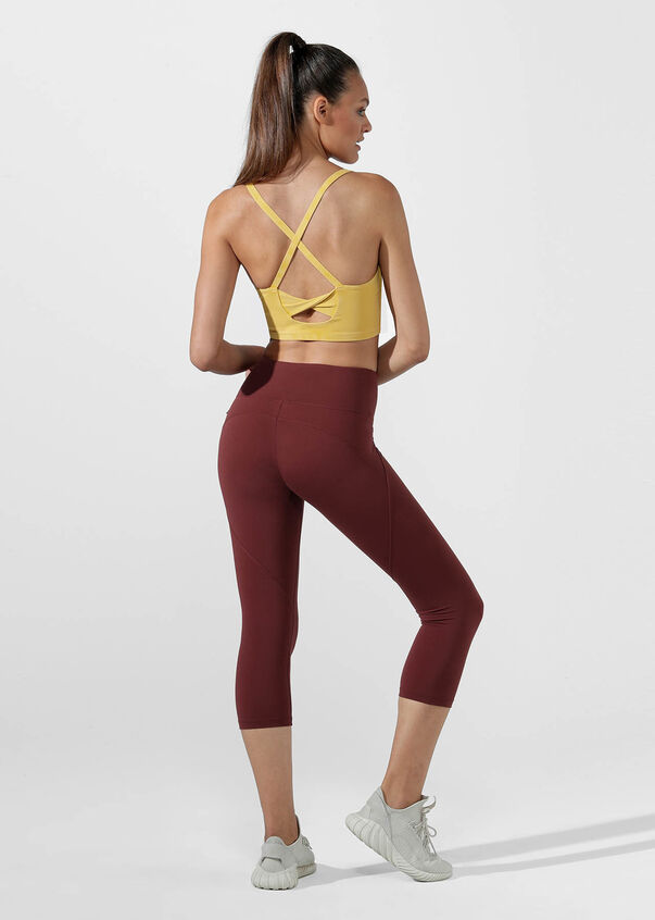 New Amy 7/8 Tight, Cool Brown, hi-res