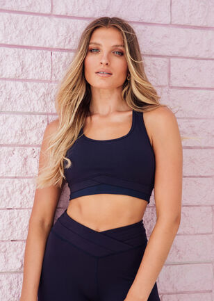 Ultimate Wrap Sports Bra