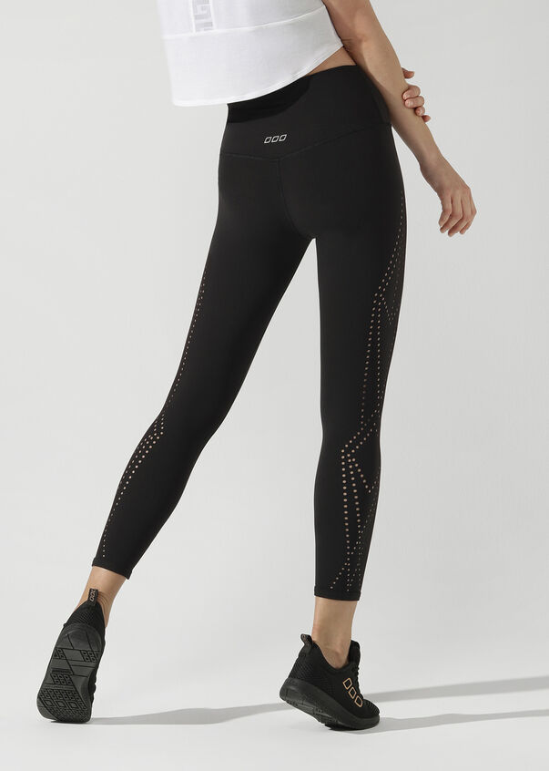 Elevate Ankle Biter Tight, Black, hi-res